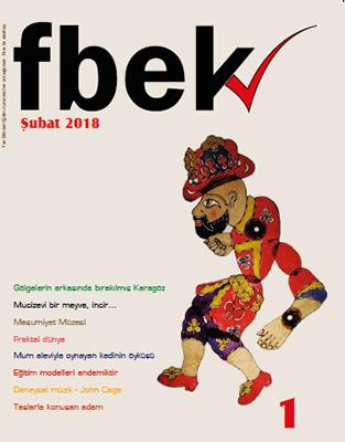 FBEK Dergi - 1